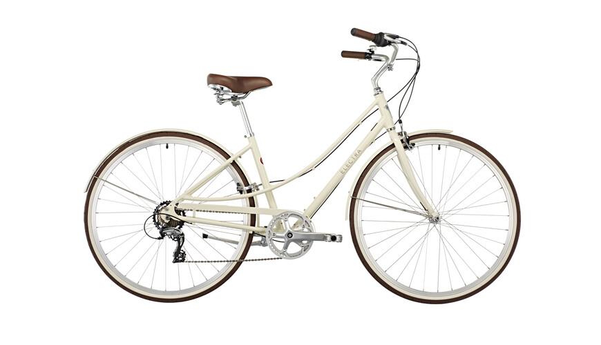 Electra Loft 7D Citycykel Damer beige